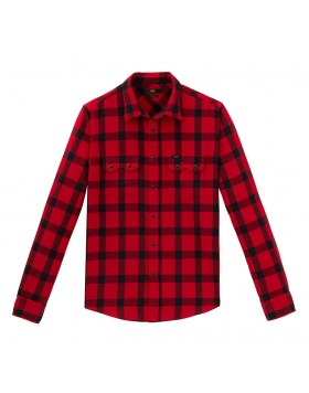 Rider Shirt Lee Warp Red