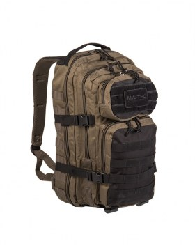 US ASSAULT PACK SM RANGER GREEN/SCHWARZ