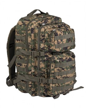 US ASSAULT PACK LG DIGITAL W/L