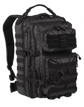 US ASSAULT PACK LG TACTICAL BLACK