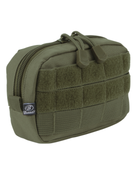BRANDIT - MOLLE POUCH COMPACT OLIVE