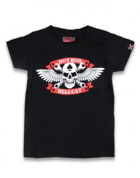 T-Shirt Skull Wrench