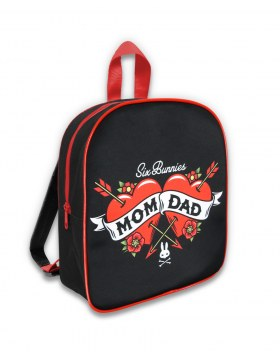 Kinderrucksack Mom Dad