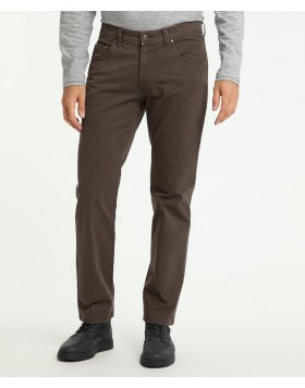 Jeans Rando Dark Brown Pioneer