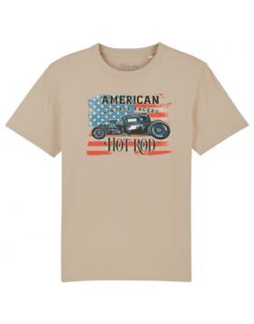 Hot Rod T-Shirt Desert Dust Salathé