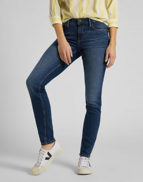 Lee Jeans Scarlett Stretch Mid Martha