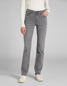 Lee Jeans Marion Straight Grey Holly